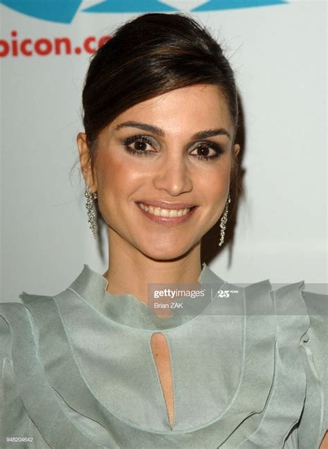Queen Rania Al Abdullah Arrives To A Gala Dinner Hosted By Her News Photo Getty Images