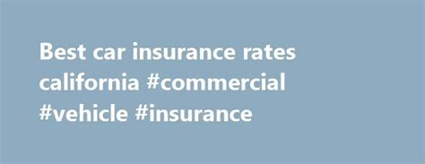 Best Car Insurance Rates - 25 best ideas about car insurance rates on