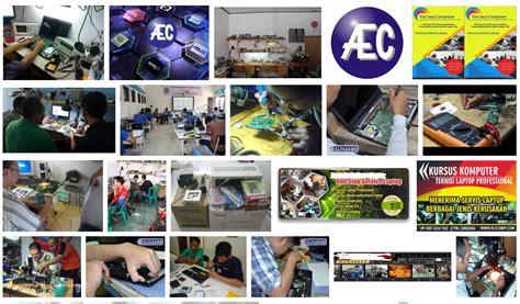 rekomendasi  tempat kursus teknisi laptop terbaik