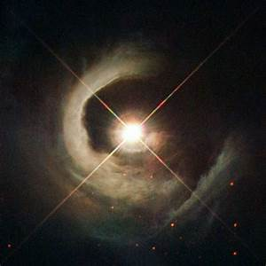 Hubble Sees a Young Star Take Center Stage   NASA
