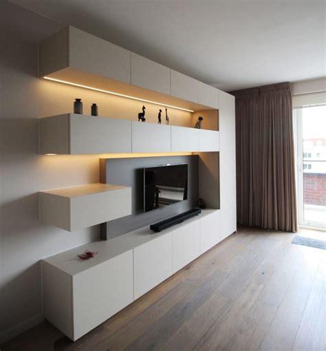 Besta Tv Wand by Die Besten 25 Tv Wand Ikea Ideen Auf Tv Wand