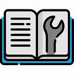 Manual Icon Premium Icons Education