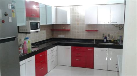 modular kitchen interiors best parallel kitchen wold class service at most affordable cost price bella kitchens pune