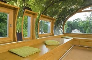 Inside Cool Tree Houses
