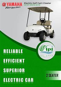 Electric Golf Cart Price In India