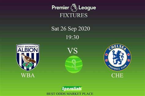 SpesaLink EPL H2H Updates | West Brom vs Chelsea | EPL ...