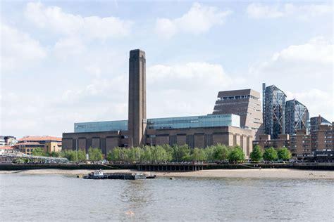 Tate Modern Extension, Architect Earchitect