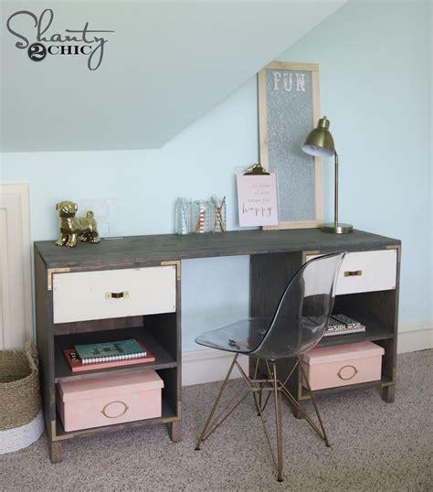 diy desk with storage diy cubby storage desk shanty 2 chic