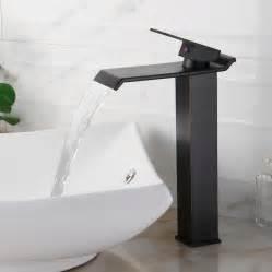 vessel sink faucets design oil rubbed bronze home inspiring