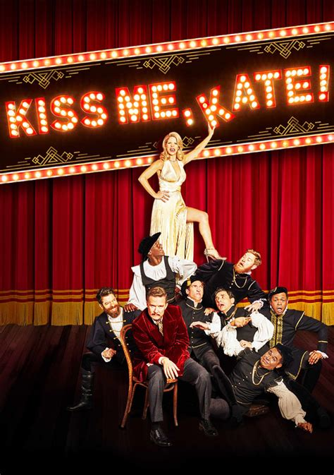 kiss  kate roundabout theatre company