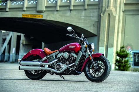 2015 Indian Scout Preview