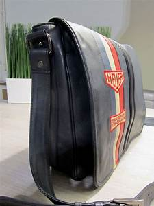 Grand Prix Originals : tag heuer grand prix originals leather messenger bag ~ Jslefanu.com Haus und Dekorationen