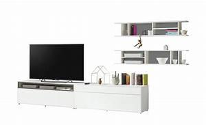 Hülsta Now Easy : now by h lsta wohnwand now easy reinwei grau ~ Eleganceandgraceweddings.com Haus und Dekorationen