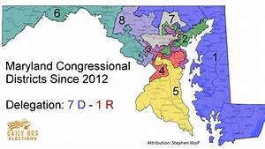Maryland's electoral maps show how proportional ...