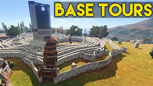 Rust Base Tours - Ep  1