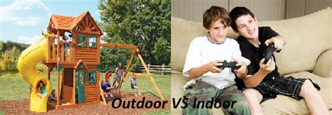 Indoors vs. Outdoors: What's Best For Your Child ...