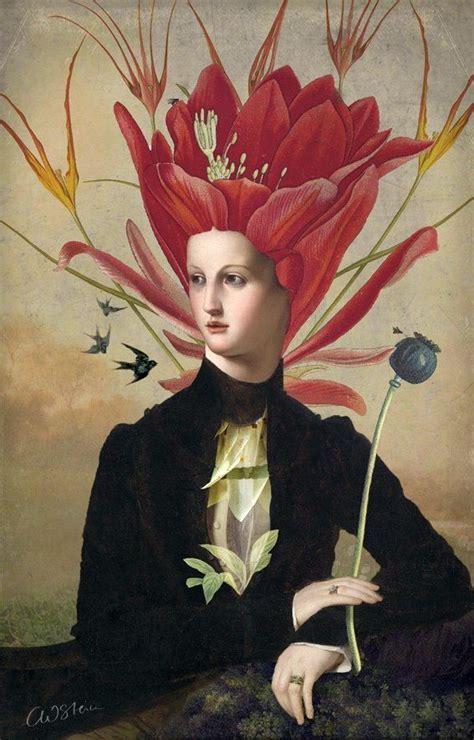Catrin Welz Stein Art Flowers Artist Harmony