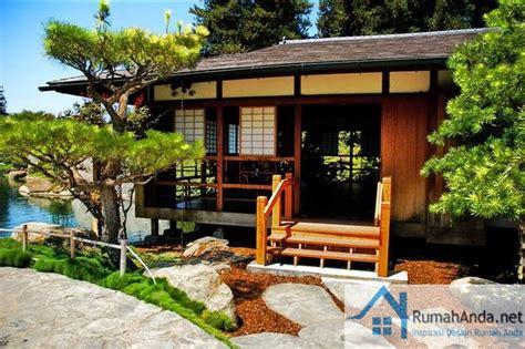 desain rumah unik gaya jepang minimalis rumah minimalis