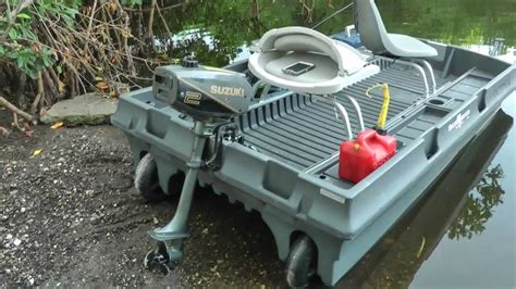 Bass Hunter Boat With Trailer by My New Bass Hunter Bass Baby Boat Youtube