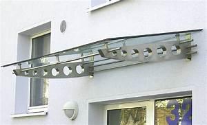 Vordach Glas Edelstahl : bartz metallbau vordach aus edelstahl glas und aluminium bielefeld herford b nde hannover ~ Whattoseeinmadrid.com Haus und Dekorationen