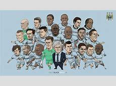 Download Foto Wallpaper Klub Manchester City 20152016