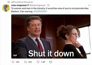 Alec Baldwin Got in a Twitter Fight With Asia Argento and ...