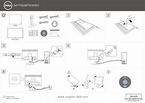 Dell P2213 Electronics Accessory Quick Start Guide