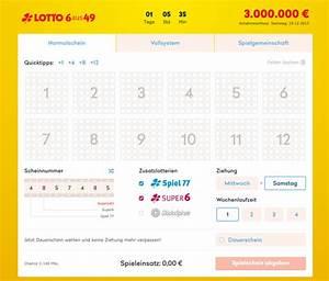 Lotto Kosten Berechnen : jumbolotto im trialo lotto online anbieter vergleich ~ Themetempest.com Abrechnung