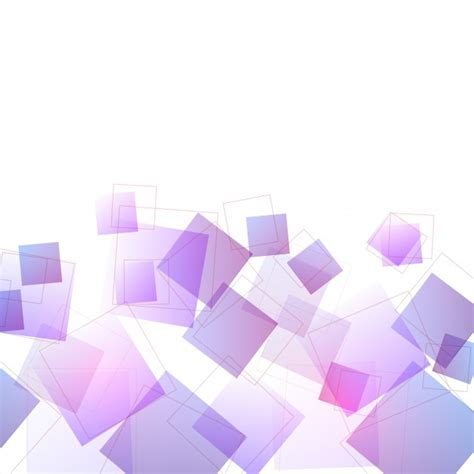 Abstract Modern Shapes by Modern Abstract Background With Purple Geometric Shapes Or