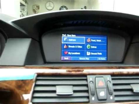 bmw navigation upgrade youtube