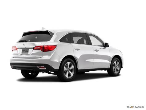 Acura Mdx 2014 Used For Sale by Statesville White 2014 Acura Mdx Used Suv For Sale 40720su