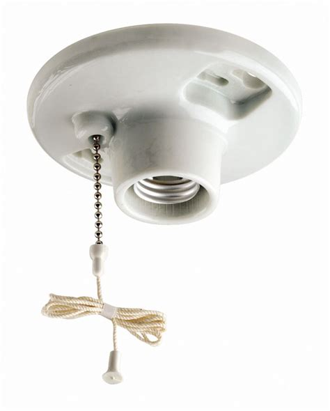 home depot ceiling lights with pull chains leviton l holder with pull chain switch the home