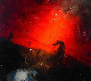Hubble Horsehead Nebula