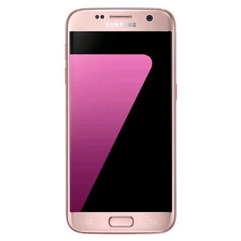 samsung galaxy s7 dual sim sm g930fd unlocked 32gb pink gold expansys hong kong