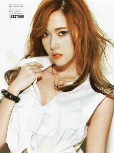 Happiness is not equal for everyone: Jessica Jung - Elle ...  Jessica
