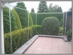 Sichtschutz Am Balkon : sichtschutz terrasse ohne bohren rollo bandalux ~ Sanjose-hotels-ca.com Haus und Dekorationen