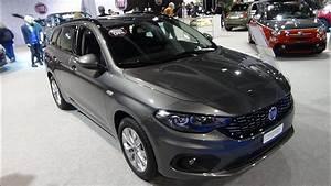 Fiat Tipo 2018 : 2017 fiat tipo sw lounge exterior and interior z rich car show 2016 youtube ~ Medecine-chirurgie-esthetiques.com Avis de Voitures