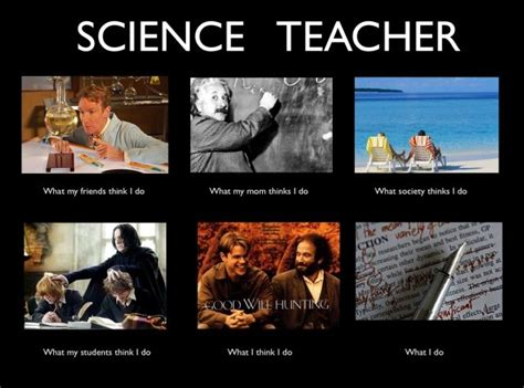 Science Memes - science teacher meme whatireally education funny things pinterest