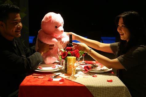 nikmati romantis valentine dinner  puncak hotel