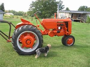 Tractor Story - Case Vac