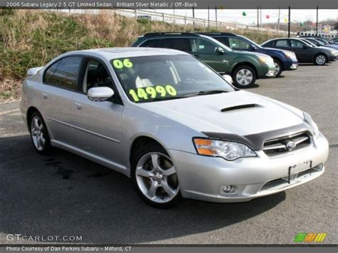 Subaru Legacy 2 5 Gt Limited by 2006 Subaru Legacy 2 5 Gt Limited Sedan In Brilliant