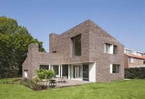 interior design of kitchen in olanda a groenekan una casa di cagna in mattoni