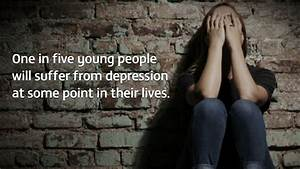 Depression  The Warning Signs  The Statistics  And Where