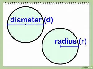 Radius Eines Kreises Berechnen : umfang und fl che eines kreises berechnen wikihow ~ Themetempest.com Abrechnung