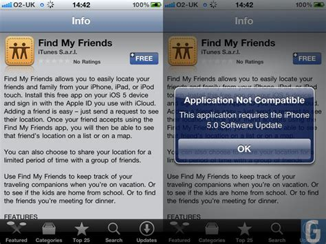 find my friends iphone apple s find my friends goes live ahead of ios 5 launch