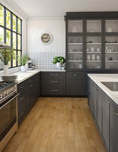 The hottest kitchen trends to watch out for in 2017 for Kitchen cabinet trends 2018 combined with reflective sticker