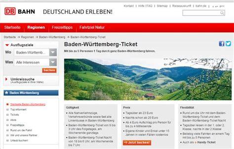 bw ticket reisetipp sehr kosteng 252 nstig in baden w 252 rttemberg reisen