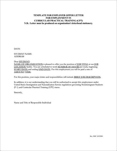 Job Offer Letter Sample Template  Learnhowtoloseweightnet. Cover Letter To Uscis Sample. Resume Help San Diego. Cover Letter Build Up. Cover Letter For Medical Assistant Externship. Two Column Resume Template Free Download. Cover Letter For Pharmacist Pdf. Ejemplo De Curriculum Vitae Odontologia. Resume Summary Yes Or No