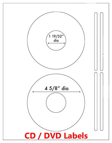 avery template 8931 200 laser and ink jet labels cd dvd laser 100 sheets same size template 5931 ebay