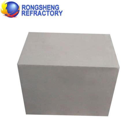 pollution high temp brick azs  glass furances alumina zirconium material